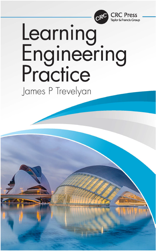 Cover design for Learning Engineering Practice